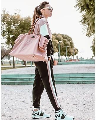 Childwood Mommy Bag, Borsa Fasciatoio 55 x 30 x 30 cm, Rosa - Include materassino per il cambio! Borse Cambio e Accessori