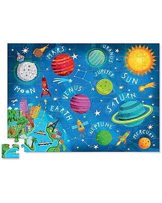 Crocodile Creek Junior Puzzle, Sistema Solare – 72 pezzi! Puzzle