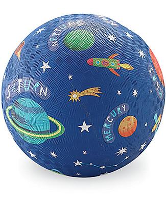 Crocodile Creek Palla di Gomma (18 cm) - Sistema Solare Giochi Da Spiaggia