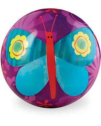 Crocodile Creek Play Ball (10 cm) - Butterfly Beach Toys