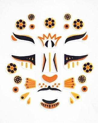 Djeco Tattoo per il viso - Animali, Leopardo Tatuaggi