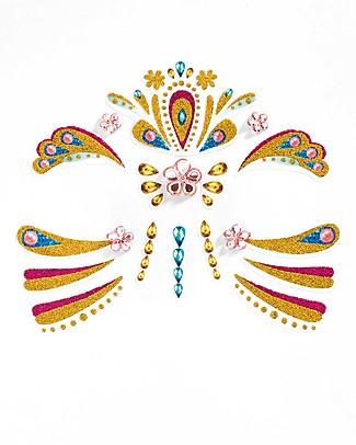 Djeco Tattoo per il viso - Fiabe, Principessa Tatuaggi