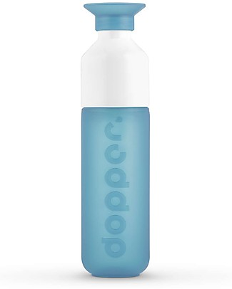 Dopper Borraccia Dopper Original, Blue Lagoon - 450 ml - Senza BPA e senza ftalati! null