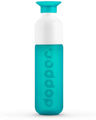 Dopper Borraccia Dopper Original, Verde Mare - 450 ml - Senza BPA e ftalati! Borracce senza BPA