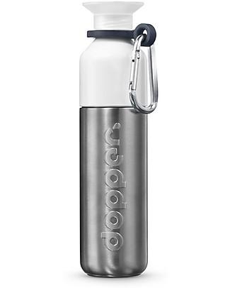 Dopper Moschettone Dopper, Blu - per Borracce Dopper Borracce senza BPA
