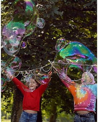 Dr Zigs My Jumbo Kit, Single and Multi-Loop Wands - For the Whole Family! Outdoor Games & Toys