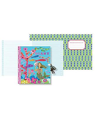 eeBoo Diario Segreto, Sirena - 200 pagine! Carta e Cartone