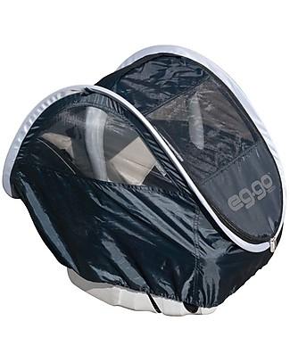 Ekko EG-GO, Guscio Protettivo per Seggiolini Auto Gruppo 0+ - Compatibile con moltissimi seggiolini! Accessori Seggiolini Auto