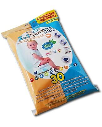 Ekko Ricambi Profumati per Vasino Potette Plus 2in1 - 30 pezzi confezione risparmio! Vasini