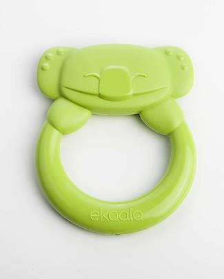 eKoala eKummy - Massaggiagengive ad Anello Verde - Bioplastica Naturale, 100% Biodegradabile, Made in Italy Ciucci