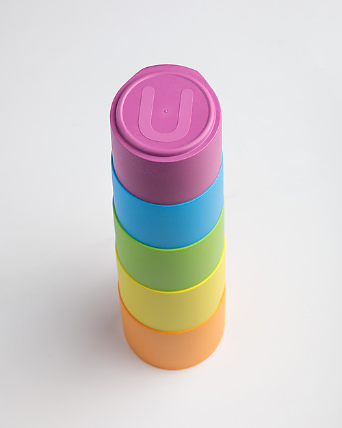 eKoala Gioco Impilabile Biodegradabile, eKaboom - 100% Bioplastica Giochi Creativi