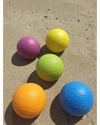 eKoala Set Biglie Biodegradabili, eKorace - 100% Bioplastica Giochi Da Spiaggia