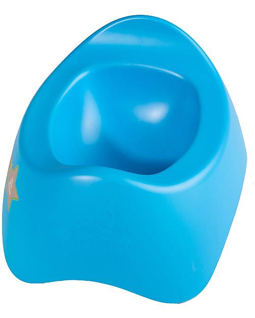 eKoala Vasino Biodegradabile, eKing - Azzurro Vasini