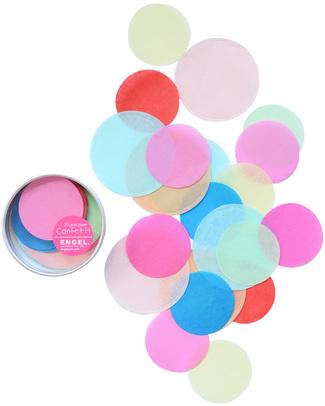 Engel Confetti/Coriandoli Multicolore Festoni