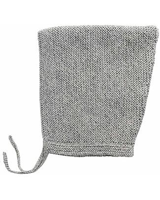 Esencia Cappellino Robin, Grigio - 100% lana di alpaca Cappelli