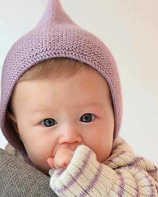 Esencia Cappellino Robin, Rosa - 100% lana di alpaca Cappelli