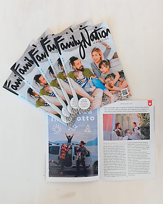 Family Nation Magazine Family Nation N.10 Libri