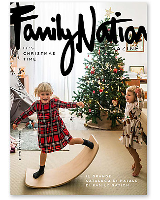 Family Nation Magazine Family Nation N.12 Natale 2018 Libri