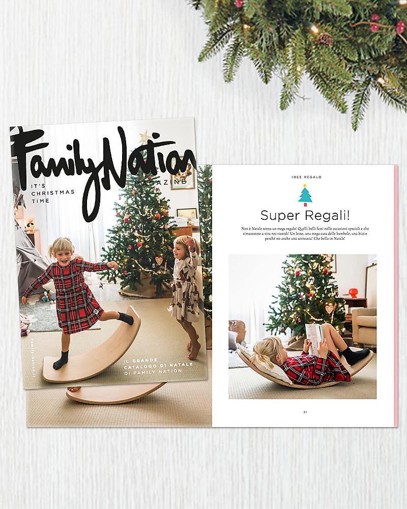 Family Nation Magazine Family Nation N 12 Natale 2018 Unisex