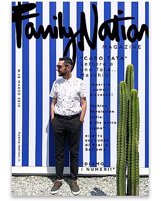 Family Nation Magazine Family Nation N.13 Marzo 2019 Libri