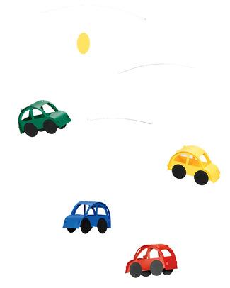Flensted Giostrina Automobiline (si muove da sola!) Giostrine