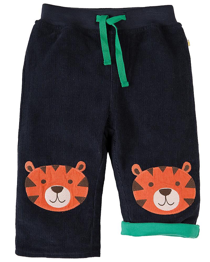 Applique Blutigre Millerighe Velluto Toppe Pantaloni In Con Frugi WqF8BY0F