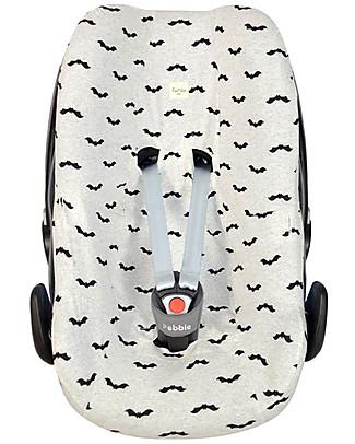 Fun*das bcn Cover per Seggiolino Auto Gruppo 0 Bébé Confort Pebble e Pebble Plus - Baby Bat Accessori Seggiolini Auto
