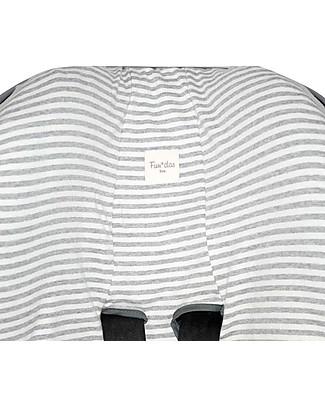 Fun*das bcn Cover per Seggiolino Auto gruppo 0 Besafe® Izi Go - Kodak Stripes Accessori Seggiolini Auto