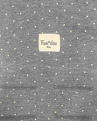 Fun*das bcn OUTLET - Cover per Fasciatoio 80 x 50 cm, Vintage Dot - Cotone elasticizzato - Difetto di Fabbricazione Coprifasciatoi e Imbottiture