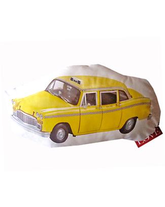 Gabriela Pardo Cuscino Taxi Bio Cuscini Arredo