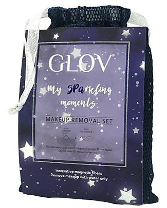 Glov Set Comfort Your Time, Include: Panno Struccante + Maschera Occhi Gel - Edizione Limitata  Viso