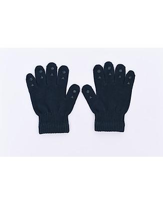 GoBabyGo Grip Gloves, Petroleum Blue Gloves