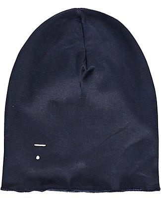 Gray Label Cappellino Oversize, Blu Notte - 100% cotone bio morbidissimo Cappelli