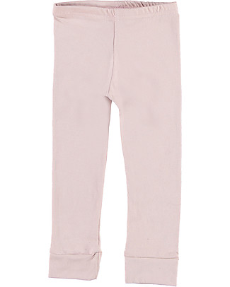 Gray Label Leggings, Vintage Pink - Cotone Bio Morbidissimo Leggings