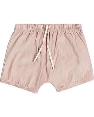 Gray Label Pantalone a Palloncino Copripannolino Bloomer, Vintage Pink - 100% jersey di cotone bio Pantaloni Corti