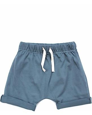 Gray Label Pantaloni Corti Shorts, Denim - 100% jersey di cotone bio  Pantaloni Corti