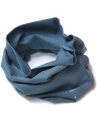 Gray Label Sciarpa Infinity Cotone Bio Morbidissimo, Denim - Taglia unica 2-8 anni Sciarpe e Mantelle