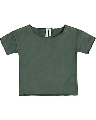 Gray Label T-Shirt Baby, Salvia - 100% jersey di cotone bio null