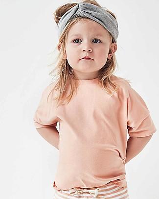 Gray Label T-shirt Oversize, Pop - 100% cotone bio T-Shirt e Canotte