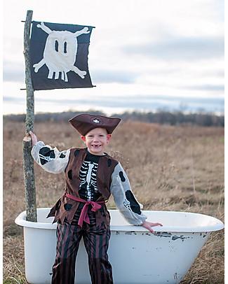 Great Pretenders Costume da Pirata - Pantaloni, camicia e cappello inclusi! null