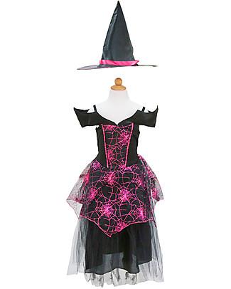 Great Pretenders Costume da Strega - Comprende abito e cappello! Travestimenti