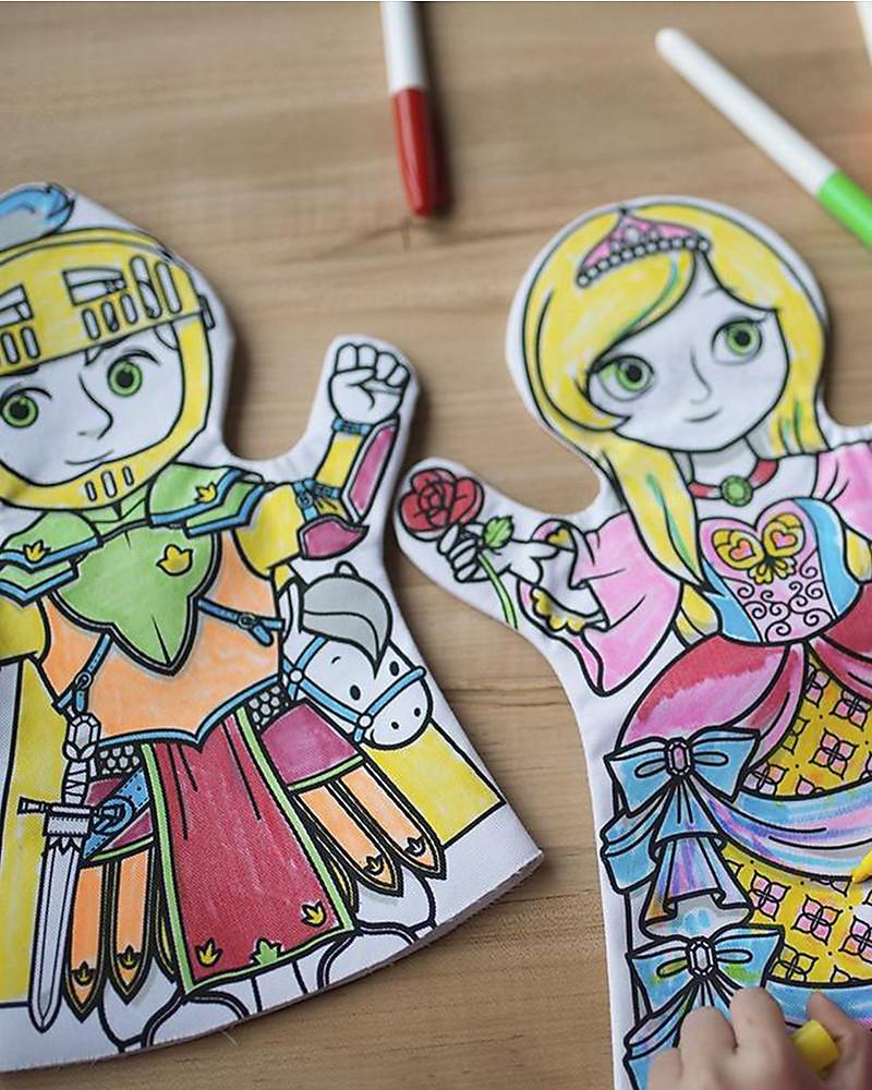 Dipingere Sassi Per Natale great pretenders marionette da colorare - abitanti del