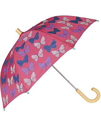 Hatley Ombrello Bimba - Farfalle Ombrelli e Calosce