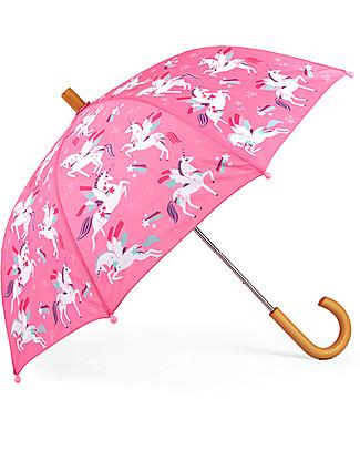 Hatley Ombrello Bimba - Unicorni Alati Ombrelli