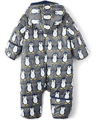 Hatley Tuta Termica Imbottita e Impermeabile - Pinguini (perfetta per il passeggino!) Tutine Termiche