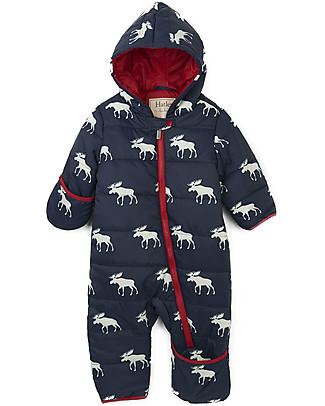 Hatley Tutone Termico Invernale Impermeabile Baby, Alce Cappotti