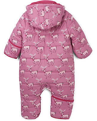 Hatley Tutone Termico Invernale Impermeabile Baby, Cervo Tutine Termiche