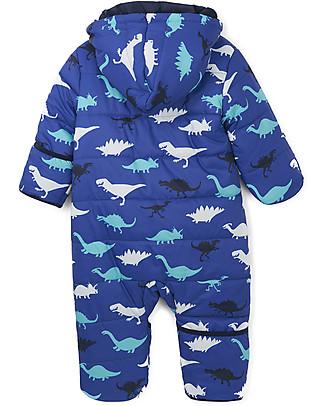 Hatley Tutone Termico Invernale Impermeabile Baby, Dino Tutine Termiche
