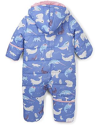 Hatley Tutone Termico Invernale Impermeabile Baby, Orso Polare Cappotti