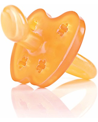 Hevea Ciuccio Fiori 3-36 Mesi - Ortodontico Naturale Ciucci